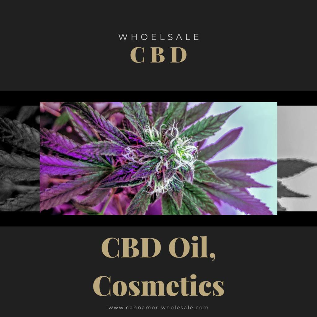 Buy CBD Cosmetics Wholesale www.cannamor-wholesale.com